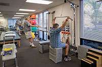 Our Physical Therapy Center